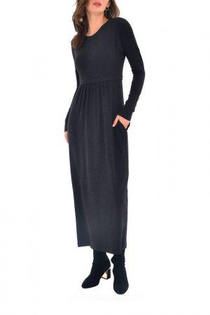 Платье MONDIGO. Цвет: черный