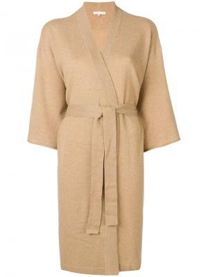 Cashmere kimono Filippa-K. Цвет: коричневый