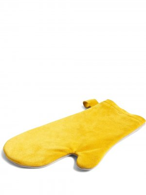 Варежка-прихватка Hay. Цвет: желтый