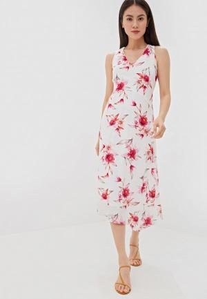 Платье Wallis. Цвет: белый