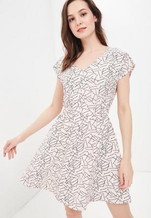 Платье Compania Fantastica. Цвет: розовый
