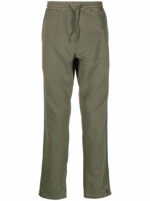 Спортивные брюки Maharishi. Цвет: зеленый