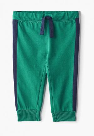 Брюки спортивные United Colors of Benetton. Цвет: зеленый