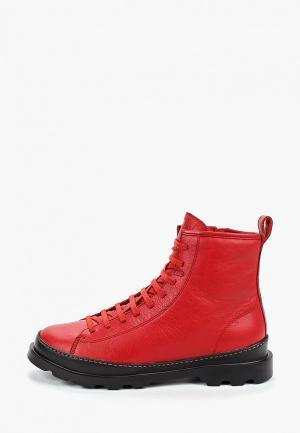 Ботинки Camper. Цвет: красный