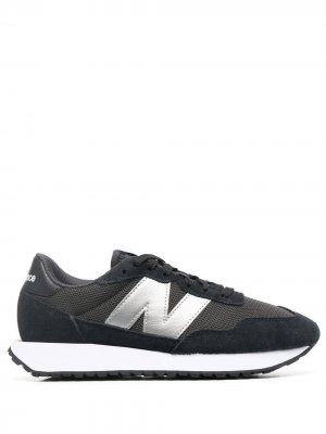 Кроссовки 237 New Balance. Цвет: черный