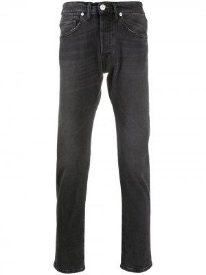 Зауженные джинсы средней посадки Nine In The Morning. Цвет: серый