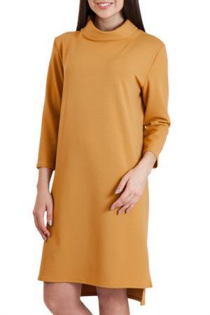 Платье Chateau Fleur. Цвет: оранжевый