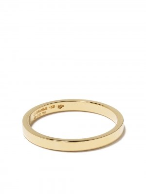 Кольцо из желтого золота Le Gramme. Цвет: желтый