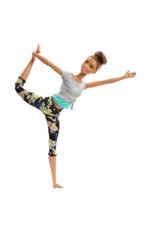 Барби (Безграничные движения) Barbie. Цвет: бежевый