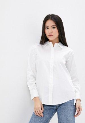 Рубашка AllSaints. Цвет: белый