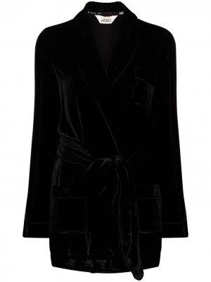 Халат  Bon Vivant Robe SLEEPING WITH JACQUES. Цвет: черный