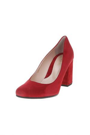 Туфли ARGO. Цвет: бордовый