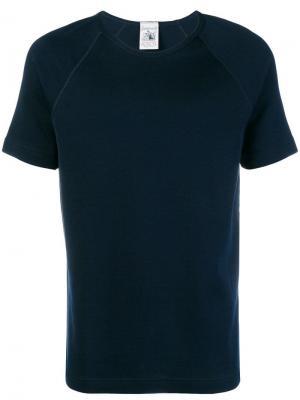 Symbol T-shirt S.N.S. Herning. Цвет: синий