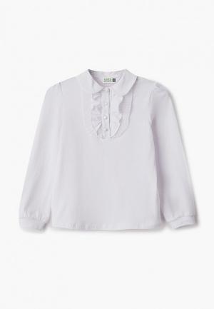 Блуза Sela. Цвет: белый