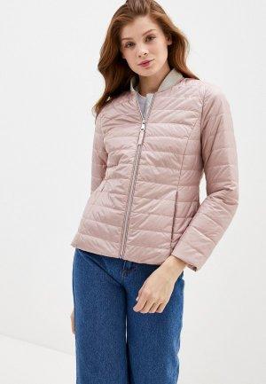 Куртка утепленная Savage. Цвет: розовый