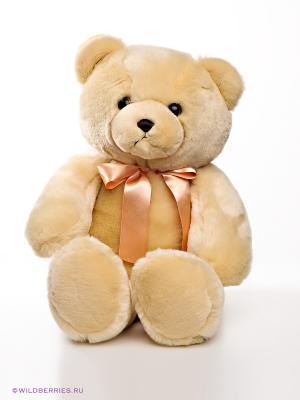 Мягкая игрушка Медвежонок AURORA. Цвет: бежевый