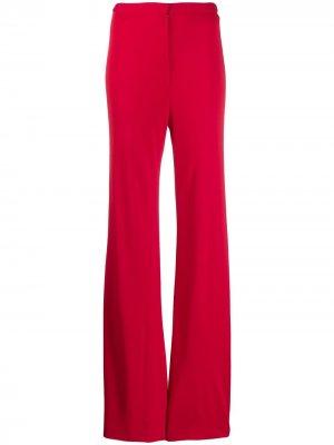 Расклешенные брюки 1970-х годов A.N.G.E.L.O. Vintage Cult. Цвет: красный