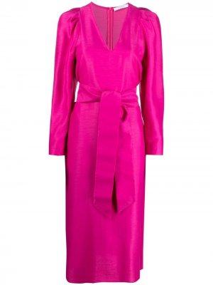 Платье Lotus Drummer Roseanna. Цвет: розовый