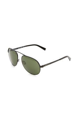 Очки солнцезащитные с линзами MOMODESIGN. Цвет: 04 черный