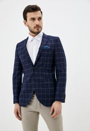 Пиджак Matinique. Цвет: синий