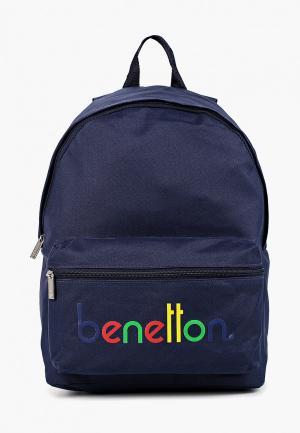 Рюкзак United Colors of Benetton. Цвет: черный