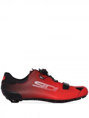 Велосипедные туфли Sixty Wire SIDI. Цвет: красный