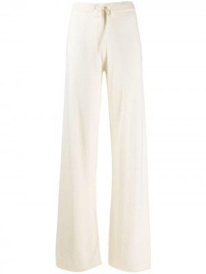 Спортивные трикотажные брюки Chinti and Parker. Цвет: нейтральные цвета