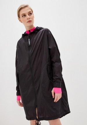 Ветровка Karl Lagerfeld. Цвет: черный
