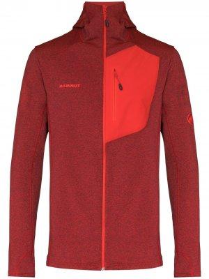 Лыжная куртка Aconcagua Light Mammut. Цвет: красный