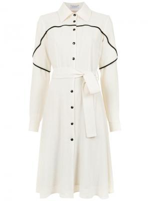 Jasmine dress Olympiah. Цвет: белый
