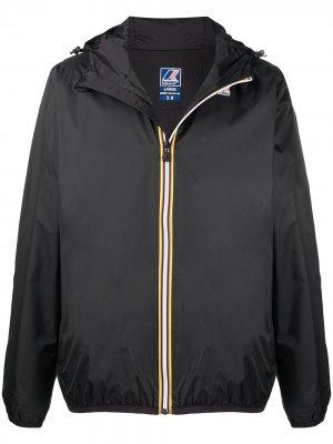 Куртка Le Vrai Claude 3.0 Warm K-Way R&D. Цвет: черный
