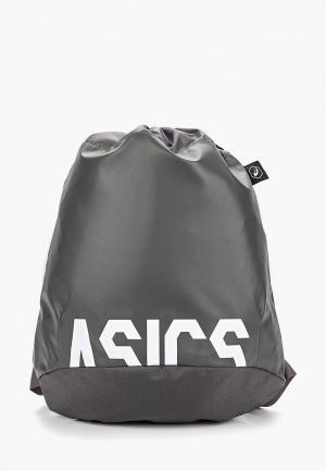 Мешок ASICS. Цвет: серый