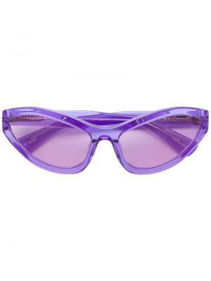 Tell Ah sunglasses House Of Holland. Цвет: розовый