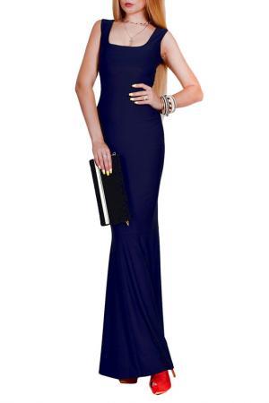 Платье Patricia B.. Цвет: темно-синий