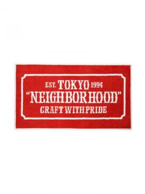 Придверный коврик Tokyo Neighborhood. Цвет: красный