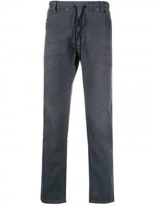 Зауженные джинсы Krooley JoggJeans Diesel. Цвет: серый