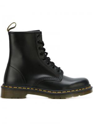 Сапоги на шнуровке 1460 Dr. Martens. Цвет: черный