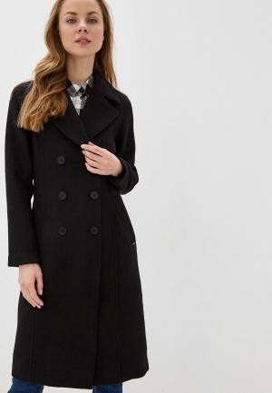 Пальто b.young. Цвет: черный