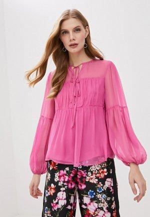Блуза Liu Jo. Цвет: розовый