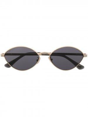 Солнцезащитные очки Sonnys Jimmy Choo Eyewear. Цвет: золотистый