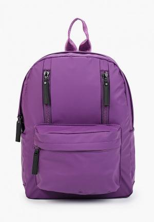 Рюкзак Keddo. Цвет: фиолетовый
