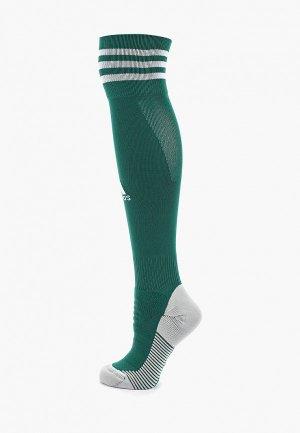 Гетры adidas. Цвет: зеленый