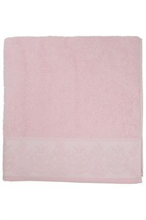 Полотенце махровое, 70х140 см BRIELLE. Цвет: розовый