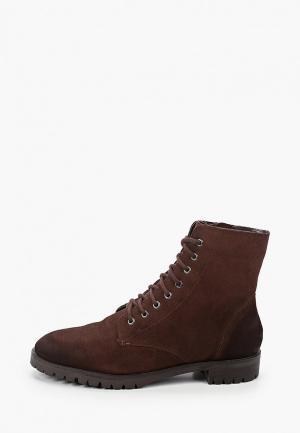 Ботинки Springfield. Цвет: коричневый