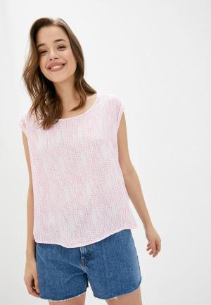Блуза Fresh Made. Цвет: розовый