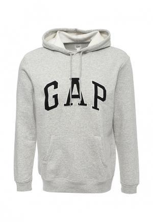 Худи Gap. Цвет: серый