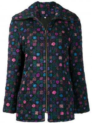 Куртка 1970-х годов Ken Scott A.N.G.E.L.O. Vintage Cult. Цвет: фиолетовый
