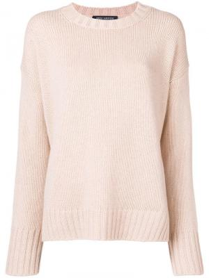 Cashmere relaxed fit sweater Iris Von Arnim. Цвет: нейтральные цвета