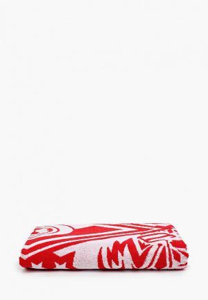 Полотенце Atributika & Club™. Цвет: красный
