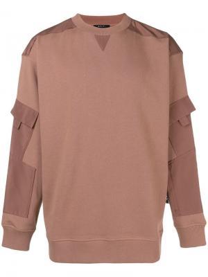 Herero sweatshirt Qasimi. Цвет: розовый